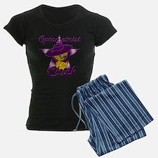 Optometrist Chick #9 Pajamas
