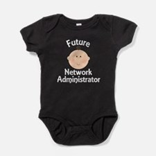 Future Network Administrator Baby Bodysuit