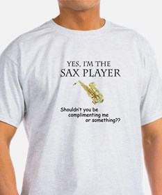 Saxophonists Ego? T-Shirt