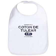 Property of Coton De Tulear Bib