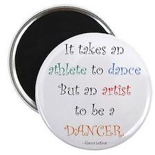 Artist Dance New Magnet