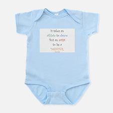 Artist Dance New Infant Bodysuit