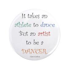 """Artist Dance New 3.5"""" Button (100 pack)"""