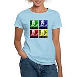 Pop Art Shakespeare Women's Light T-Shirt