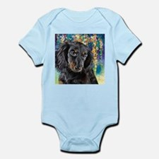 Dachshund Painting Body Suit