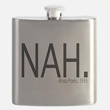 NAH. Rosa Parks, 1955 Flask