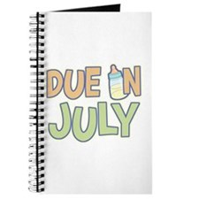 Due In July Green Journal