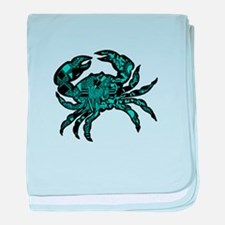 CLAWS baby blanket