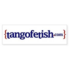 Tangofetish Bumper Bumper Sticker