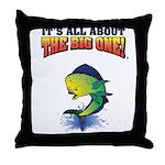 IAATBO! Throw Pillow
