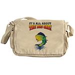 IAATBO! Messenger Bag