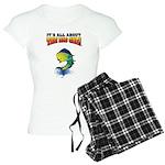IAATBO! Women's Light Pajamas