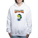 IAATBO! Women's Hooded Sweatshirt