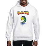 IAATBO! Hooded Sweatshirt