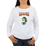 IAATBO! Women's Long Sleeve T-Shirt