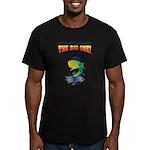 IAATBO! Men's Fitted T-Shirt (dark)