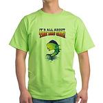IAATBO! Green T-Shirt