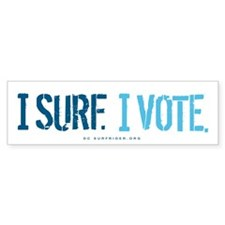 Voter Bumper Bumper Sticker