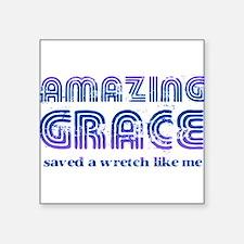 Amazing Grace Sticker