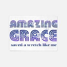 Amazing Grace 5'x7'Area Rug