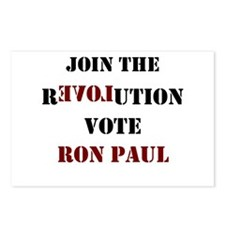 JOIN THE REVOLUTION Postcards (Package of 8)