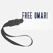 Free Omari Luggage Tag