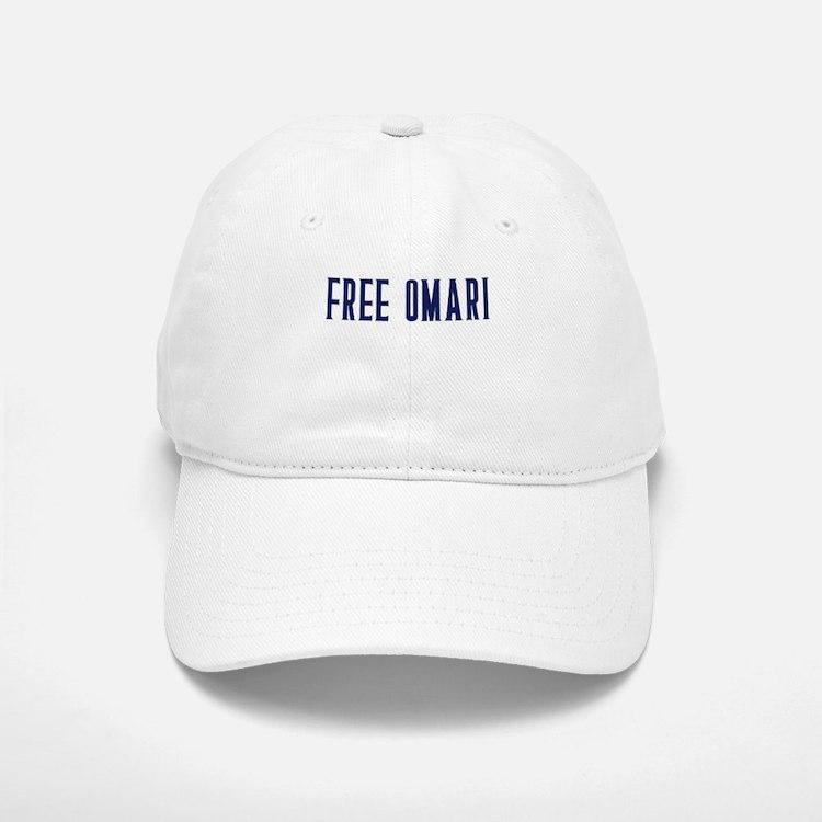 Free Omari Baseball Baseball Baseball Cap