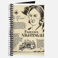 Unique Florence nightingale Journal
