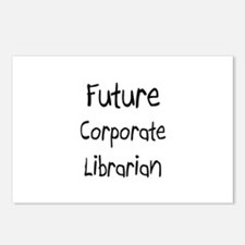 Future Corporate Librarian Postcards (Package of 8
