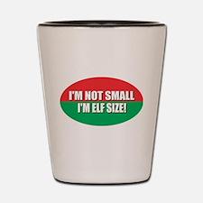 Elf Size Shot Glass