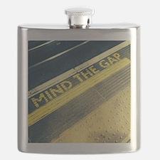 Unique London Flask