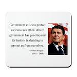 Ronald Reagan 20 Mousepad