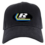 R-Sport Black Brushed Canvas Cap