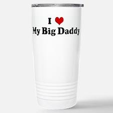 Unique Big daddy Travel Mug