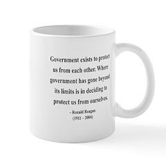 Ronald Reagan 20 Mug