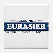 EURASIER Tile Coaster