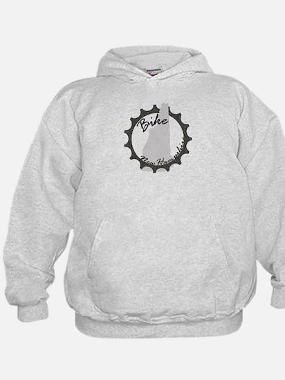Bike New Hampshire Hoody