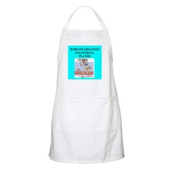 volleyball gifts t-shirts BBQ Apron
