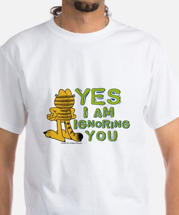 Ignoring you Garfield Shirt