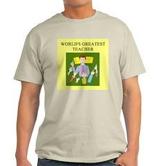 teacher gifts t-shirts T-Shirt