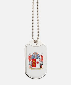 Fairhurst Coat of Arms - Family Crest Dog Tags