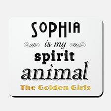 Sophia Petrillo is My Spirit Animal Mousepad