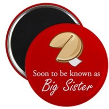 Big Sister - Fortune Cookie Magnet