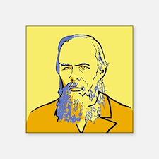 Fyodor Dostoevsky Sticker