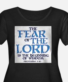 fearof_Lord Plus Size T-Shirt