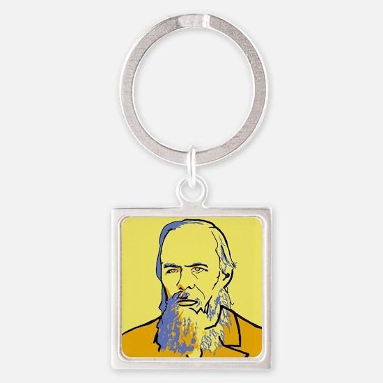Fyodor Dostoevsky Keychains