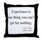 Oscar Wilde 11 Throw Pillow