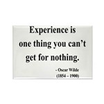 Oscar Wilde 11 Rectangle Magnet (100 pack)