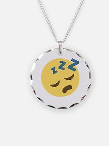 Smiley face emoticon Necklace