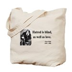 Oscar Wilde 12 Tote Bag